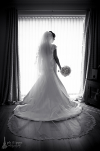 black and white, bride, wedding , limerick,preparations