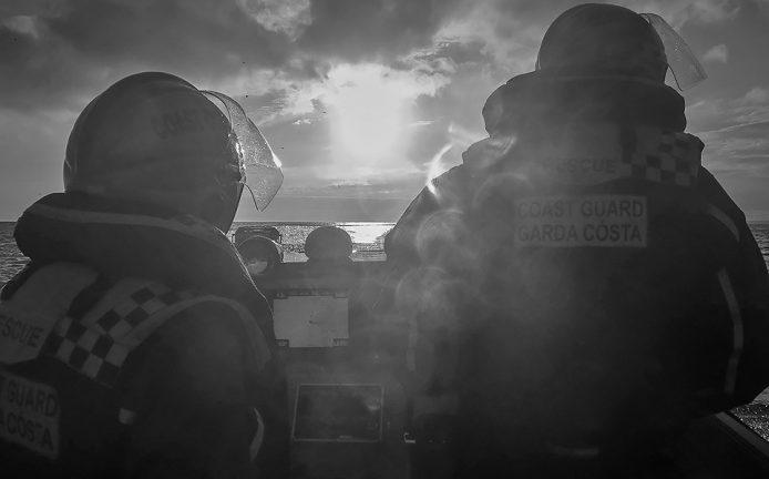 rescue volunteer coast guard