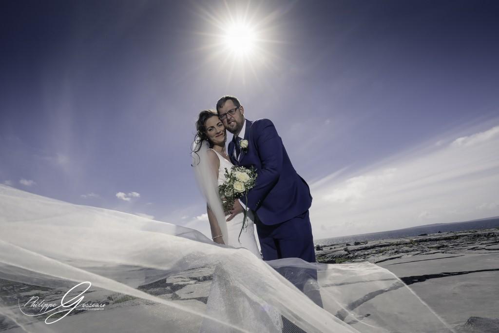 wedding Clare