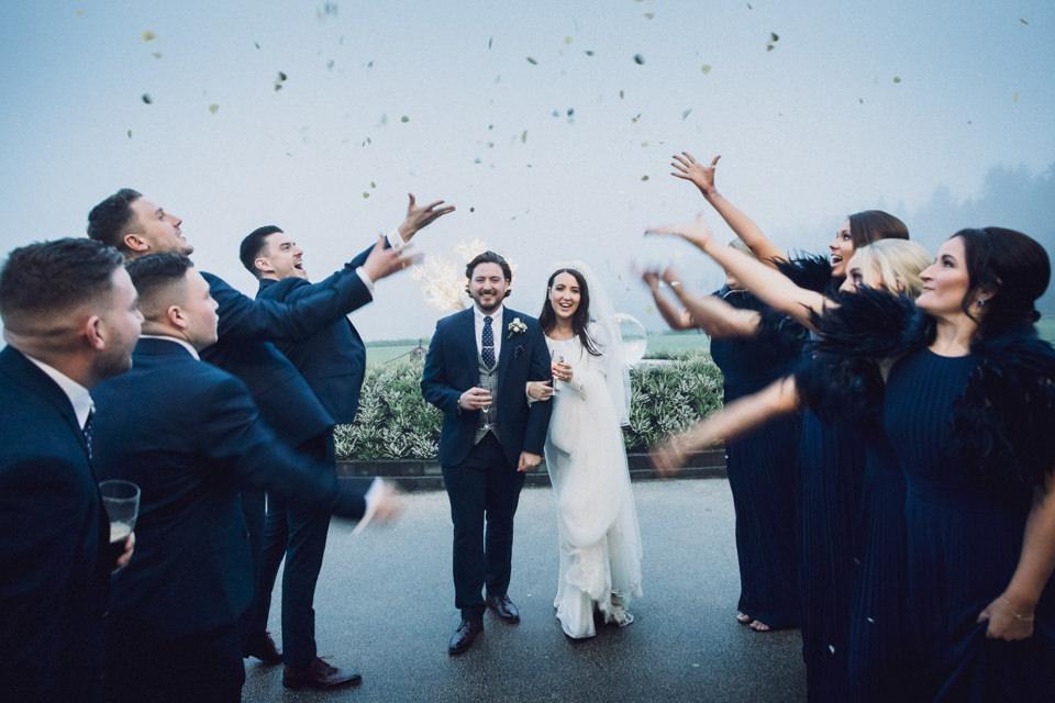 Ashford Castle Lodge wedding