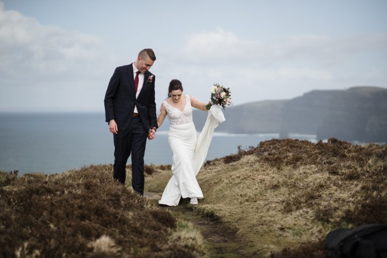 cliffs of moher wedding photographer